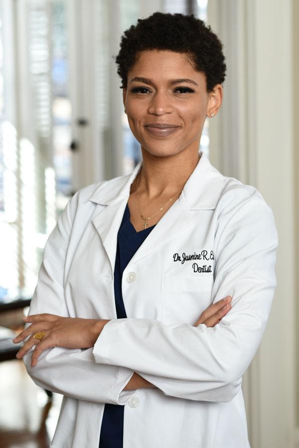 Dr. Jasmine Edwards - Economy Dentures & Implants Dentist