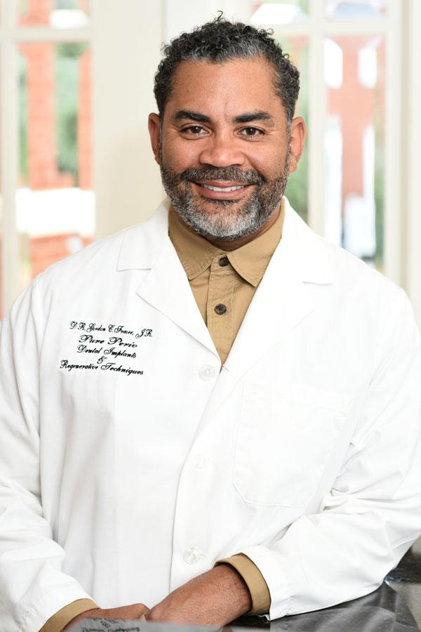 Dr. BA Blackburn III - Prosthodontist